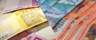 EUR/KZT